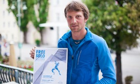 """Erstes """"Free Solo Masters"""" in Lienz"""
