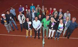 Senioren spielten um den Tennistitel