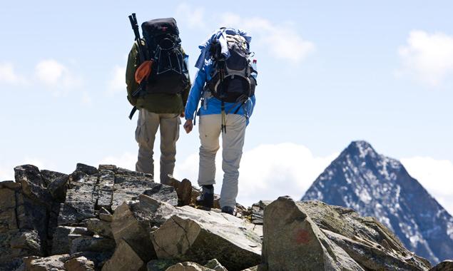 Tourismus: Osttirol im Juli über Wasser