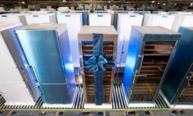Liebherr fertigte 15 Millionen Kühlschränke in Lienz