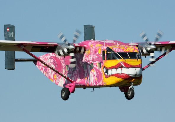 Die Legende fliegt und Sie könnten mit etwas Glück schon bald mitfliegen. Foto:  Andreas Müller