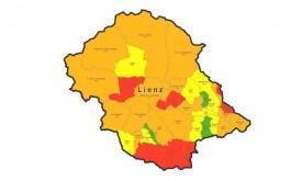 Sechs Osttiroler Gemeinden mit 100% Verschuldung