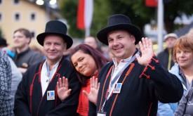 230 Leader Manager erkundeten Osttirol