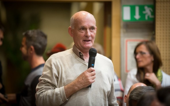 Die Pro-Natura-Fraktion war im der Wirtschaftskammer insgesamt stärker vertreten, unter anderem durch Rainer Brugger.