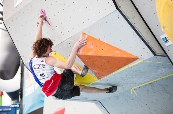 """Er ist einer der besten """"Boulderer"""" der Welt, ein schillernder Sportler und möglicher Starter beim """"Free Solo Masters"""" in Lienz: Adam Ondra aus Tschechien. Foto: David Robinson/Red Bull Content Pool"""