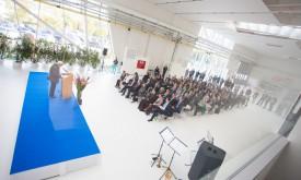 Neue Durst-Halle in Lienz offiziell eröffnet