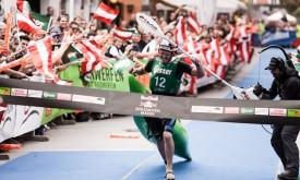 Team Adidas gewinnt Dolomitenmann 2014 in Lienz
