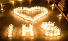 1000 Lichter zur Einstimmung auf Allerheiligen