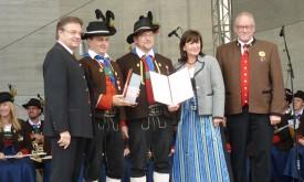 Blasmusikpreis 2014 an MK Nußdorf-Debant
