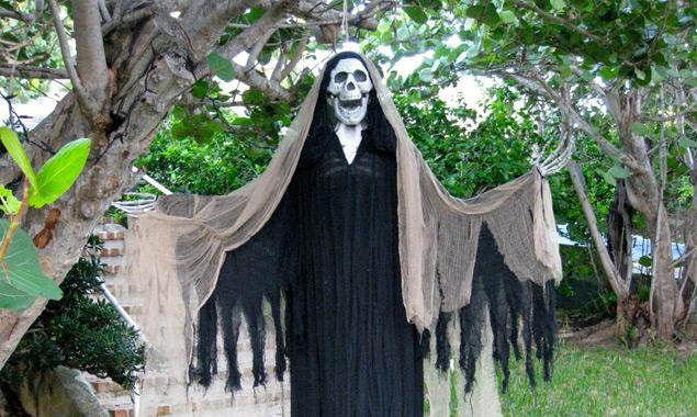 Unverzichtbar: Halloween auf Bermuda