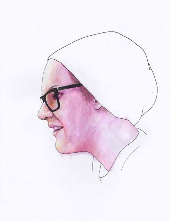Juliana Heigl, porträtiert von Linda Steiner.