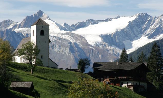 Die Nikolauskirche in Matrei (Foto: EXPA/Groder)