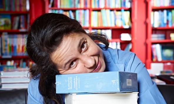 Petra Hartlieb – Buchhändlerin, Autorin und Osttirol-Urlauberin. (Foto: Sebastian Reich Photography &Media)