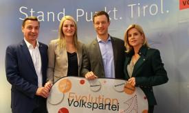 Silke Steiner ist ÖVP-Evolutionsbotschafterin
