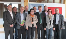 Partnerschaft zwischen Süd- und Osttiroler Schulen