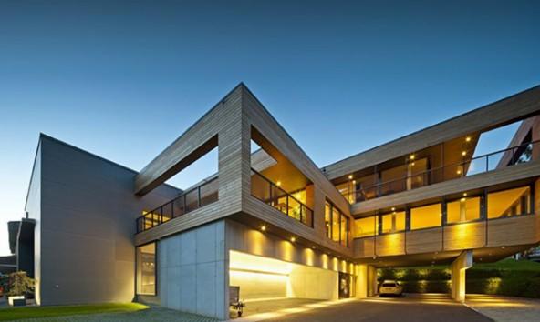 Der neue Firmensitz von Micado in Oberlienz. Foto: Micado