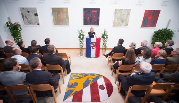 Wann ist man reif für einen Ehrenring der Stadt Lienz? Elisabeth Blanik gab Auskunft. Fotos: Brunner Images