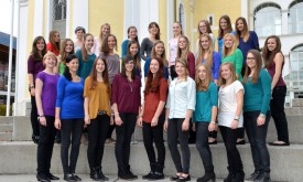 Advent mit jungen Stimmen in der Spitalskirche