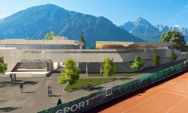 Hallenbad: Details zu Finanzierung und Vergabe