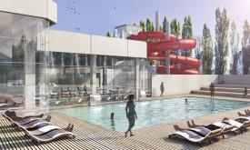 480.738 Euro für neue Dolomitenbad-Rutsche