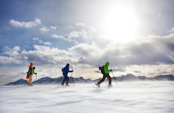 Lienz ist ein Skitouren-Eldorado. Foto: Ramona Waldner