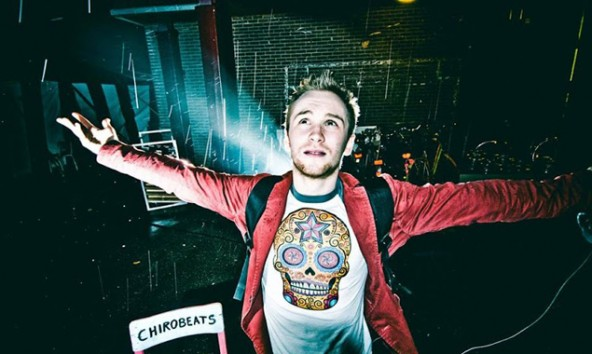 Er kommt erstmals nach Österreich und tourt nach der Party in Sillian durch die USA: DJ Fox Stevenson. Fotos: Solovov