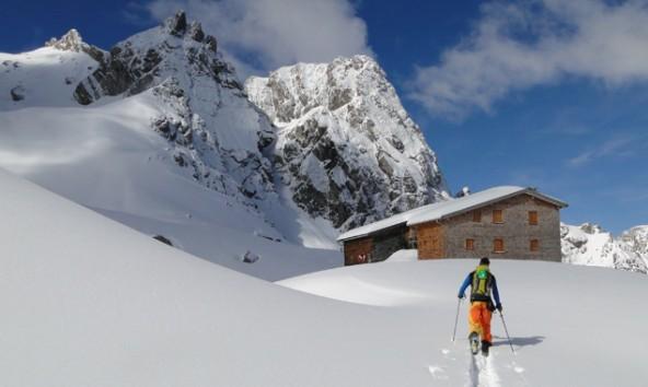 Ab Freitag, 5. Dezember, steht das Skibergsteigen im Mittelpunkt des 2. Austria Skitourenfestivals in Lienz.