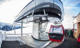 Neue Seilbahn in Obertilliach ist eröffnet