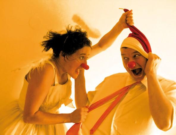 """Das Clownduo """"Herbert&Mimi"""""""