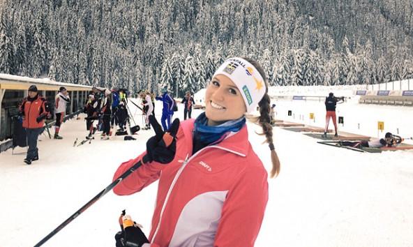 Klara Fuchs will ihre Passion teilen und auch als Bloggerin erfolgreich sein.