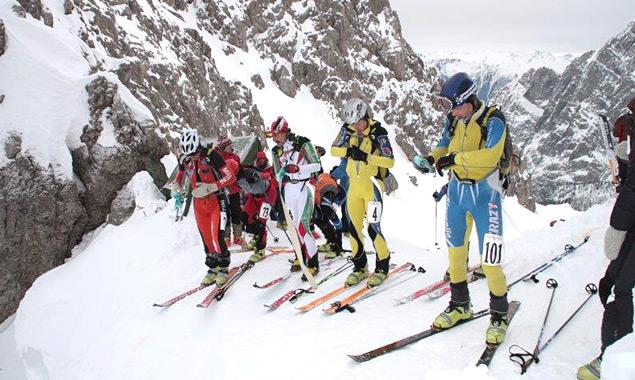 Der Dolomitenklassiker: Laserzlauf am 6. Jänner