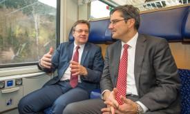 Europäische Dimension im Tiroler Nahverkehr