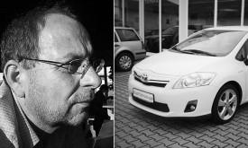 Autohaus sucht gestohlenes Fahrzeug via Facebook
