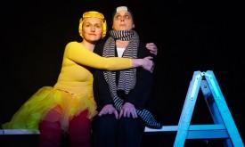 """Theater für Menschen ab 6: """"Ente, Tod und Tulpe"""""""