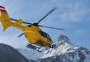 Blanik für Heli-Training im Nationalpark