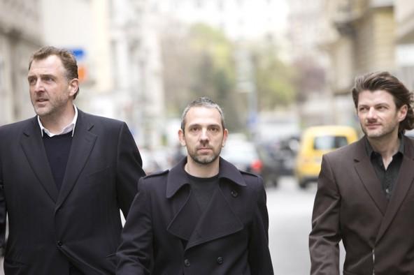 EOOS (v. l.): Martin Bergmann, Harald Gruendl und Gernot Bohmann  (Foto: Udo Titz)