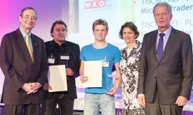 Osttiroler Lehrlinge unter Österreichs Besten