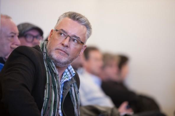 Sepp Schett glaubt nicht an die Wirtschaftlichkeit des Kraftwerkes Innervillgraten, legt Gutachten vor und stellt einen Antrag im Landtag. Foto: Martin Lugger