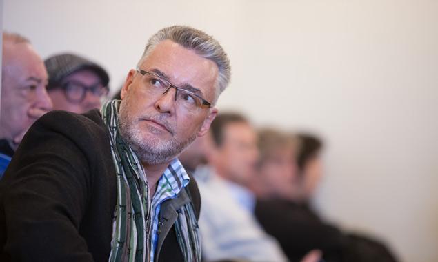 Der Impuls-Abgeordnete sieht sich selbst nicht in der Fundamentalopposition. Foto: Martin Lugger