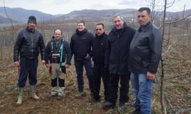 Kuenz im Kosovo: Fachwissen statt Finanzhilfe