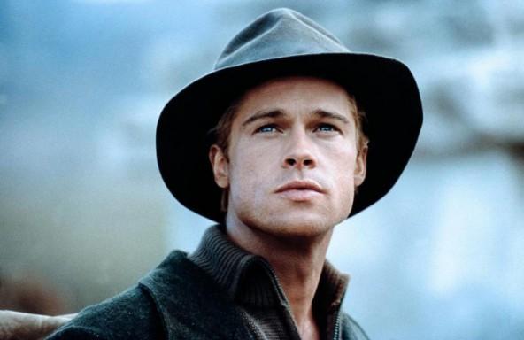"""Brad Pitt als junger Forscher Heinrich Harrer in """"Sieben jahre in Tibet"""". Der Star drehte damals auch in Osttirol. Foto: © TriStar Pictures"""