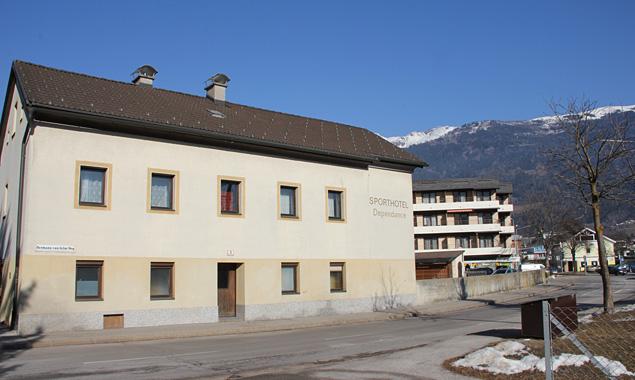 In diesem Gebäude werden demnächst 20 Asylwerber ein Quartier bekommen.