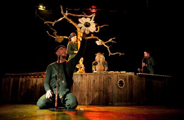 """""""Wald des Reigens"""" heißt das Stück von Peter Kus"""