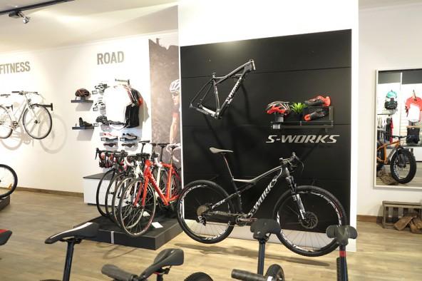 Dolomite Bike, der neue Specialized Elite Shop in der Mühlgasse 29, hat sich seit Februar zum neuen Treffpunkt Bikesport Begeisterter in Lienz entwickelt.