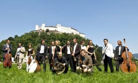 Salzburg Orchester Solisten stimmen auf Ostern ein