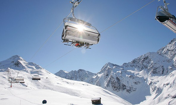 Spitzenreiter der bisherigen Wintersaison ist mit kräftigen Zuwächsen das Defereggental. Foto: Osttirol Werbung