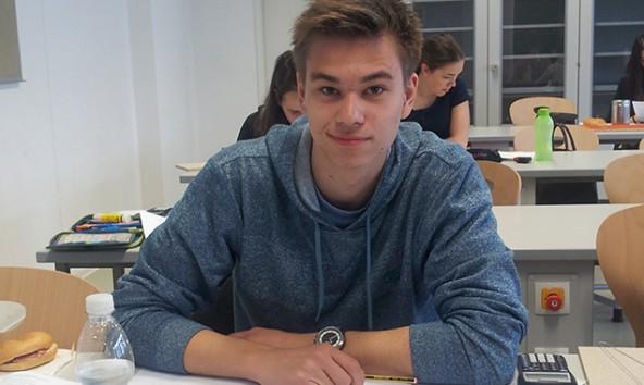 Auch Christoph Thonhauser überzeugte mit Ruhe und Geschick.