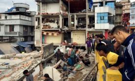 Andy Holzer nach Erdbeben in Nepal wohlauf