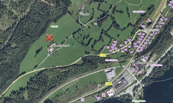 Um den Kerschbaumerhof werden am Freitag Hubschrauber kreisen.