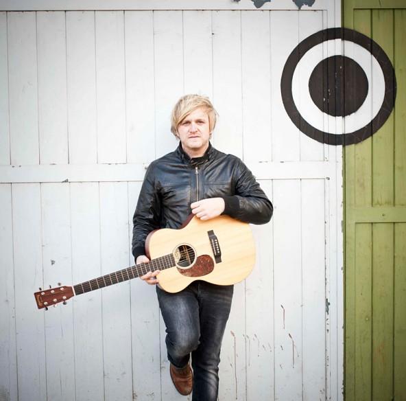 """Trifft Norman mit der Single """"Tanzen"""" ins Schwarze? Wir halten ihm die Daumen. Foto: Miriam Raneburger"""